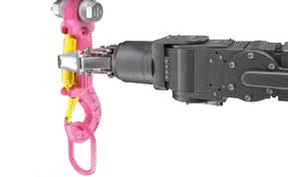NEW RUD ROV HOOK OFFERS EXCEPTIONAL SAFETY IN SUBSEA LIFTING