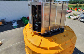 Supplying a Bespoke Data Buoy for SINTEF's Latest Project