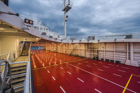 Bastø Fosen chooses energy efficient lighting solutions from Glamox for three new car ferries