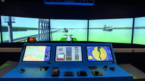 TUG SAFETY TRAINING OFFERED AT PORT'S STATE-OF-THE-ART SIMULATION SUITE