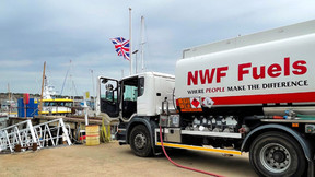Diverse Marine and High Speed Transfers Select NWF Fuels to Reduce Emissions Even Further on New Bui