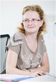 Carine Magdo, Business Development Manager, aqua-tools