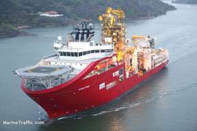 Skandi Vitoria Now Has a Golden Seagoing Solution