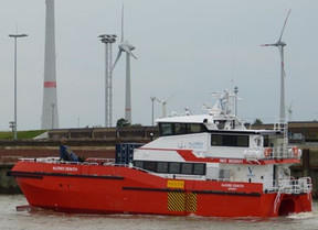 Solasafe Screens Installed on British Offshore Crew Boats