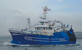 24.5m New Build Fishing Vessel 'Orion'