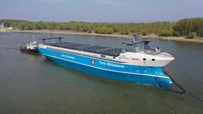 Glamox Supplies Energy-Efficient Lighting Solution for New Zero-Emission Cargo Vessel