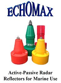 Echomax: Active-Passive Radar Reflectors for Marine Use