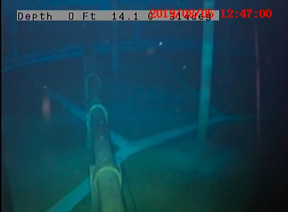 Fishers' ROV Minimizes Risk to Commercial Divers