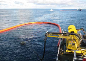 NEW PARTNERSHIP CREATES ONE-STOP-SHOP FOR OIL SPILL RESPONSE