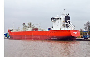 ALEWIJNSE MARINE COMPLETES ELECTRICAL OUTFITTING OF  ECO-CEMENT CARRIER CYMBIDIUM