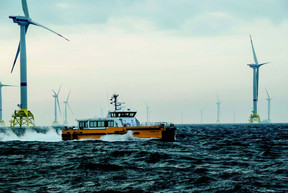 ALEWIJNSE EXTENDS ITS PRESENCE IN THE OFFSHORE WIND SECTOR WITH WINDCAT CREW TRANSFER VESSELS