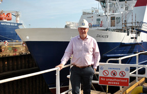Dales Marine Services Enters New Build Arena With an Order for a New Vessel for Aquaculture