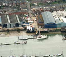 DIVERSE MARINE - COWES COMPLETE PURCHASE OF SOUTH BOATS IOW ASSETS & EQUIPMENT, JOBS SAVED