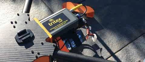 The Multigauge 6000 Drone Thickness Gauge