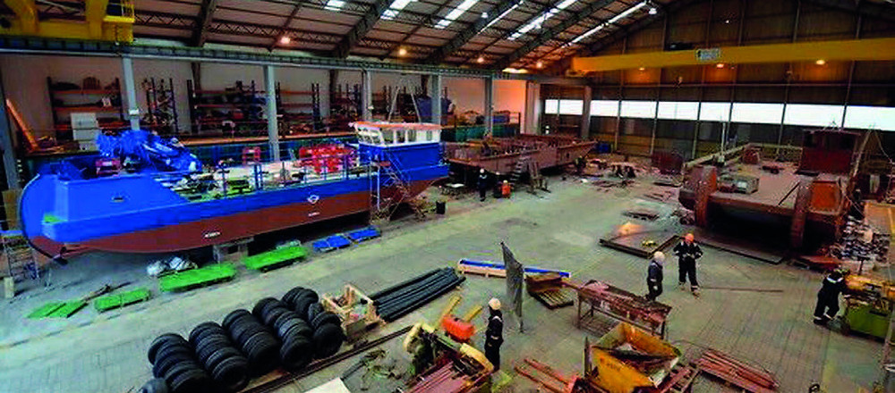 Meercat Workboats purpose built site