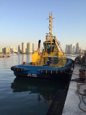 Wilson Sons Shipyards delivers SST-Aruá