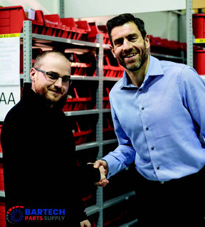 Watermota Celebrate New Dealer Partnership with Bartech Parts Supply