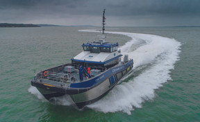SAFE Boats International and Diverse Marine Sign Partnership Agreement Focusing on Offshore Wind