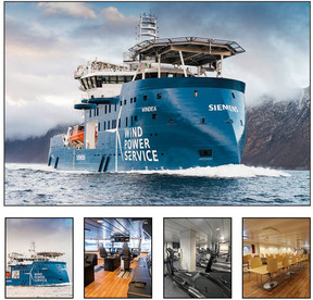 NAMING OF THE SOV 'WINDEA LEIBNIZ':  ANOTHER ON-TIME DELIVERY FROM ULSTEIN VERFT