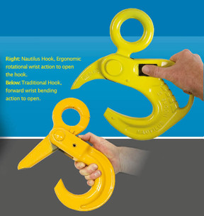 Nautilus Hook – The new safety standard