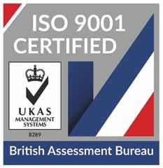 SUB MARINE SERVICES LTD ACHIEVES ISO9001 ACCREDITATION
