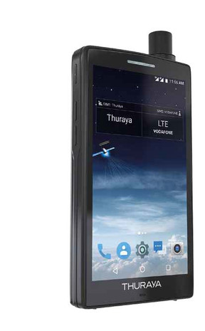 THURAYA'S HIGHLY ANTICIPATED X5-TOUCH SATELLITE SMARTPHONE LAUNCHES IN STORES IN LESS THAN A MON
