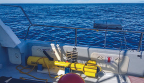 JW Fishers' Magnetometers Help Dive Club Search for WWI Wrecks off South Africa