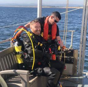 Q&A Coastal Diving and Marine  Services Ltd