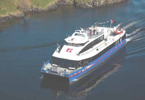 SOLASOLVE AND ROLASOLV PRODUCTS SUPPLIED TO NEW FAST FERRIES
