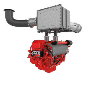 CUMMINS INTRODUCE IMO III CERTIFIED QSK60 MARINE ENGINE PACKAGE