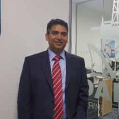 Ash Sinha