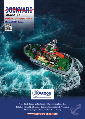 The latest Issue of Dockyard Magazine #Marine and #Renewables journal is now online: http://tinyurl.