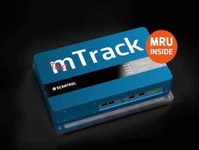MTRACK AHC CONTROLLER WITH INTEGRATED MRU