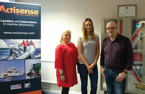 ACTISENSE EXPANDS ITS TEAM WITH THREE NEW MEMBERS OF STAFF