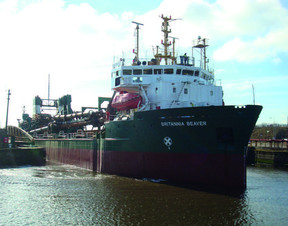 ROYSTON COMPLETES NEW ENGINE SERVICE WORK FOR BRITANNIA AGGREGATES
