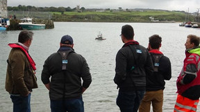 World's first Commercial Hydrographic Training Course with USV runs in Cornwall, UK