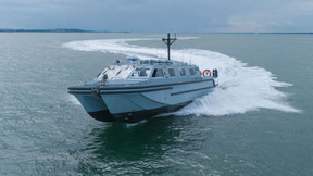 AEUK Awards Diverse Marine Contract to Manufacture SEA Class Passenger Transport Boats
