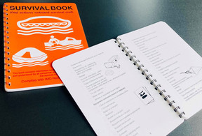 Updated Survival Manual For Lifeboats & Liferafts From Maritime Progress is Out Now