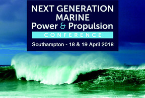 NEXT GENERATION MARINE POWER & PROPULSION CONFERENCE SOUTHAMPTON - 18 & 19 APRIL 2018