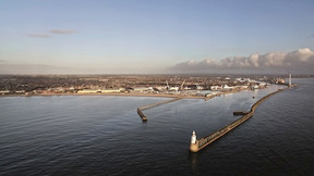 The premier offshore energy base is booming in Blyth