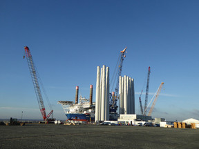 Progress with Offshore Wind Contracts in the UK