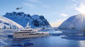 ADMAREL TO SUPPLY LIFESTYLE ELECTRONICS SYSTEMS FOR NEW 77 METRE DAMEN SEAXPLORER EXPEDITION YACHT