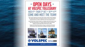 Open Days at Volspec Tollesbury
