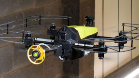 Tritex NDT Leading the Way in Drone Thickness Measurements