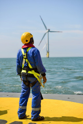 Factors to Consider When Choosing Lighting for Offshore Wind Energy Applications