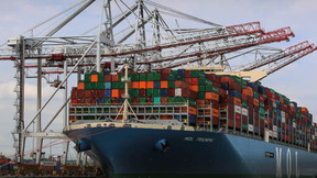 ABP Southampton Welcomes World's Largest Container Ship