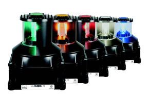 New LED Marine Navigation Lights From Glamox