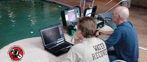 Washington County ROV demo.