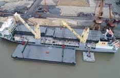 DAMEN SHIPPING MULTIPLE PONTOONS TO ROTTERDAM