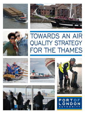 TESTING THE AIR:  RESEARCH UNDERWAY TO DEVELOP THAMES AIR QUALITY STRATEGY